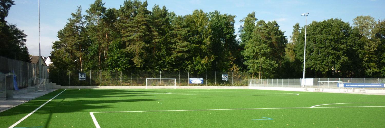 Sportplatzbau Paderborn